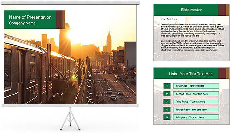 0000087554 PowerPoint Template