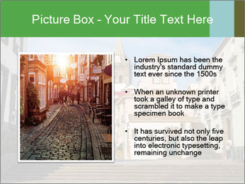 The old historic town PowerPoint Template - Slide 13