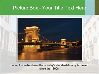 The old historic town PowerPoint Template - Slide 15