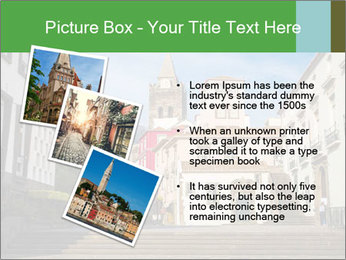 The old historic town PowerPoint Template - Slide 17