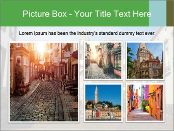 The old historic town PowerPoint Template - Slide 19