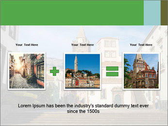 The old historic town PowerPoint Template - Slide 22