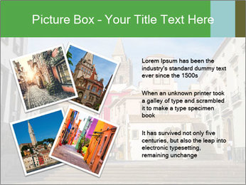 The old historic town PowerPoint Template - Slide 23