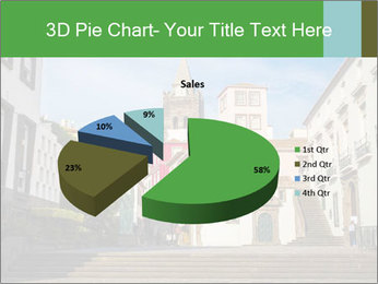 The old historic town PowerPoint Template - Slide 35