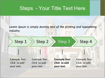 The old historic town PowerPoint Template - Slide 4