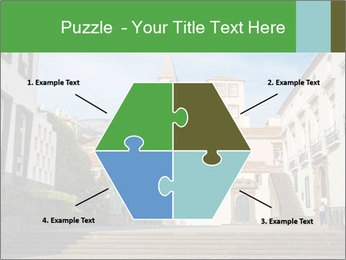 The old historic town PowerPoint Template - Slide 40