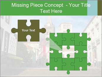 The old historic town PowerPoint Template - Slide 45