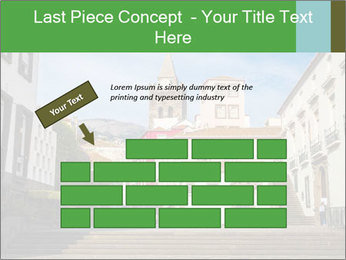 The old historic town PowerPoint Template - Slide 46