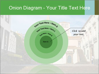 The old historic town PowerPoint Template - Slide 61