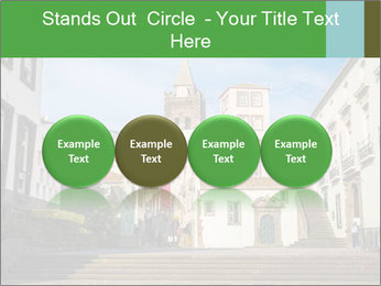 The old historic town PowerPoint Template - Slide 76