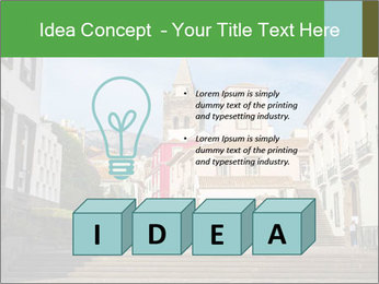 The old historic town PowerPoint Template - Slide 80