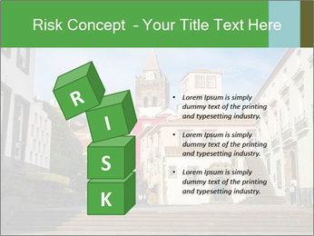 The old historic town PowerPoint Template - Slide 81