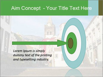 The old historic town PowerPoint Template - Slide 83