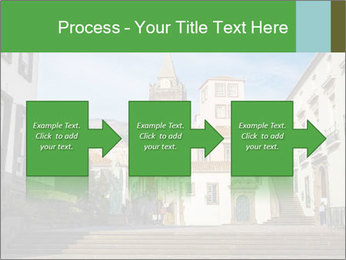 The old historic town PowerPoint Template - Slide 88
