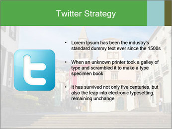The old historic town PowerPoint Template - Slide 9
