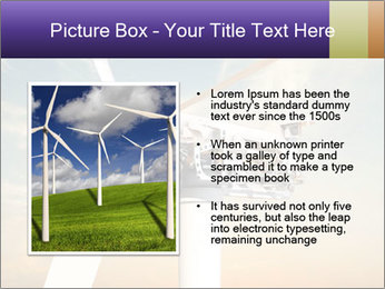 Wind turbine PowerPoint Templates - Slide 13