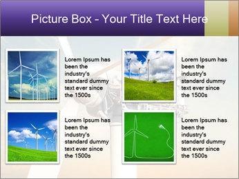 Wind turbine PowerPoint Templates - Slide 14