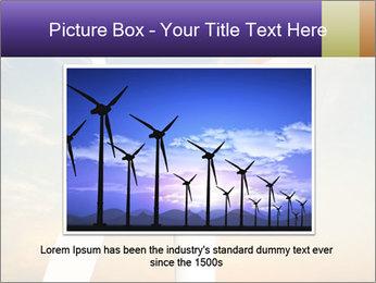 Wind turbine PowerPoint Templates - Slide 15