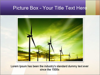 Wind turbine PowerPoint Templates - Slide 16