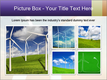 Wind turbine PowerPoint Templates - Slide 19
