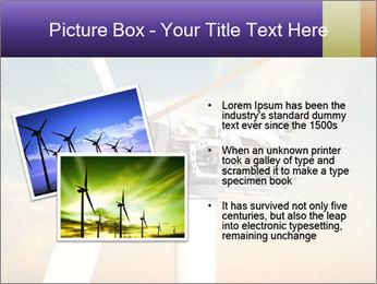 Wind turbine PowerPoint Templates - Slide 20