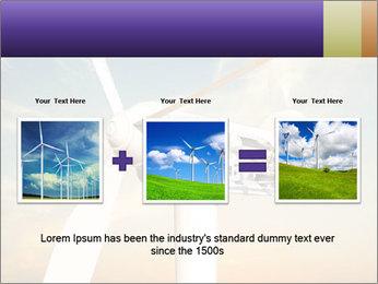 Wind turbine PowerPoint Templates - Slide 22