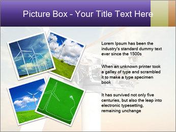 Wind turbine PowerPoint Templates - Slide 23