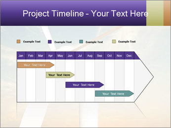 Wind turbine PowerPoint Templates - Slide 25