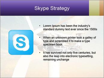 Wind turbine PowerPoint Templates - Slide 8