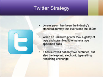 Wind turbine PowerPoint Templates - Slide 9