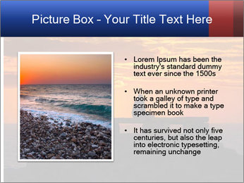 Orange sunset PowerPoint Templates - Slide 13