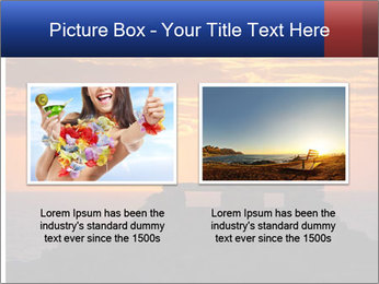 Orange sunset PowerPoint Templates - Slide 18