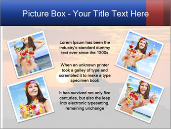 Orange sunset PowerPoint Templates - Slide 24