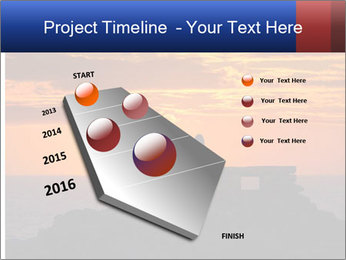 Orange sunset PowerPoint Templates - Slide 26