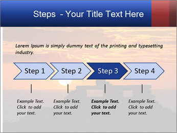 Orange sunset PowerPoint Templates - Slide 4