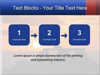 Orange sunset PowerPoint Templates - Slide 71