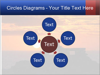Orange sunset PowerPoint Templates - Slide 78