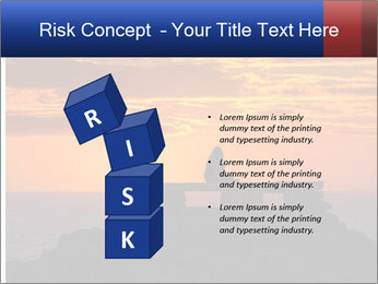 Orange sunset PowerPoint Templates - Slide 81
