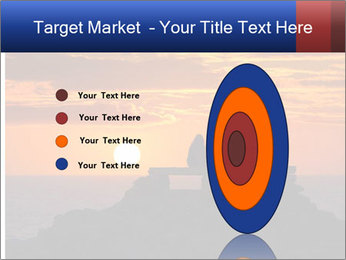 Orange sunset PowerPoint Templates - Slide 84