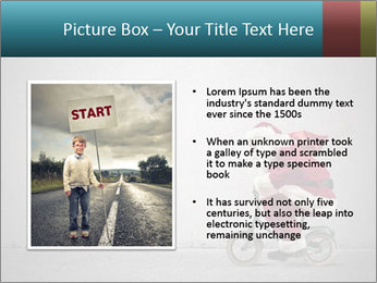 Fast Santa PowerPoint Template - Slide 13
