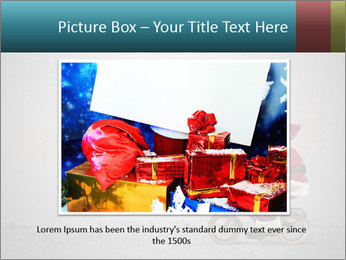 Fast Santa PowerPoint Template - Slide 16