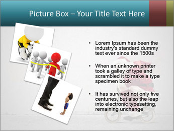 Fast Santa PowerPoint Template - Slide 17
