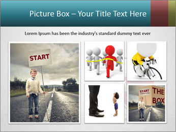 Fast Santa PowerPoint Template - Slide 19