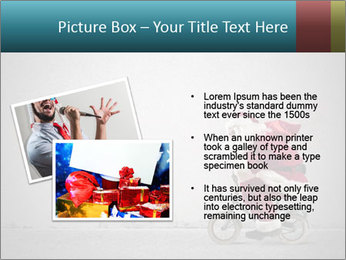 Fast Santa PowerPoint Template - Slide 20