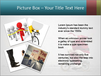 Fast Santa PowerPoint Template - Slide 23