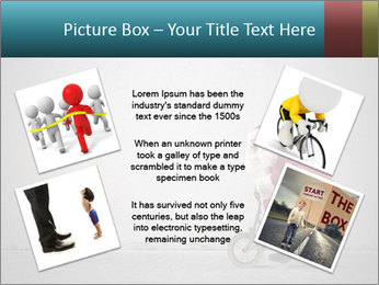 Fast Santa PowerPoint Template - Slide 24