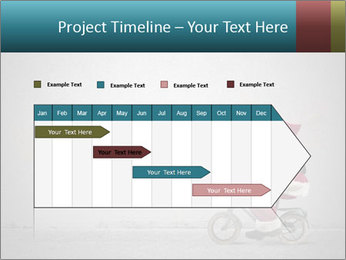 Fast Santa PowerPoint Template - Slide 25