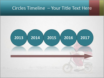 Fast Santa PowerPoint Template - Slide 29