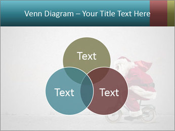 Fast Santa PowerPoint Template - Slide 33