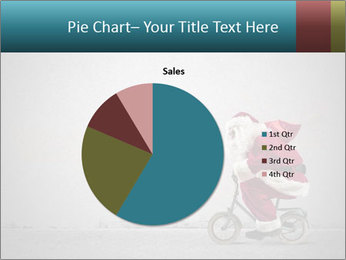Fast Santa PowerPoint Template - Slide 36